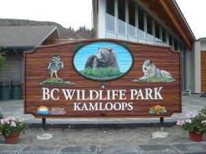 Wildlife Park Kamloops